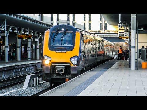 Trains At Derby, MML | 14/12/19
