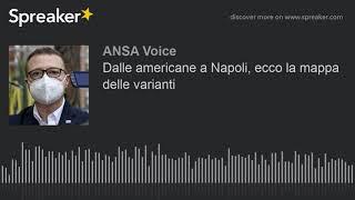 Dalle americane a Napoli, ecco la mappa delle varianti