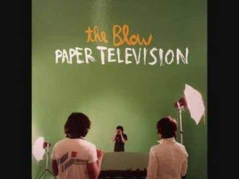 Pardon Me- The Blow