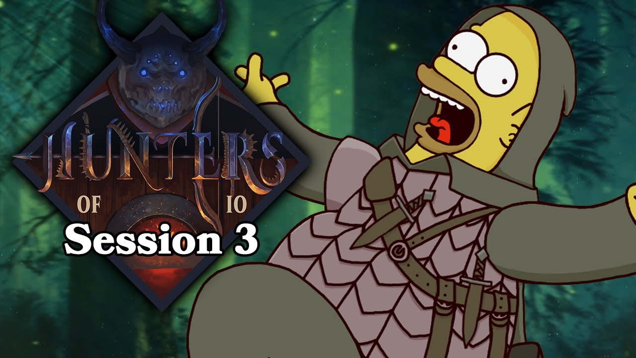 Download Dungeons and Dragons: Hunters of Io Ep 3