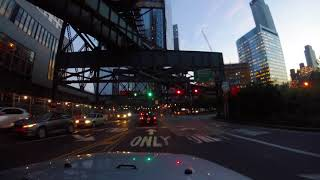 Driving to JFK Airport and back from Midtown Manhattan