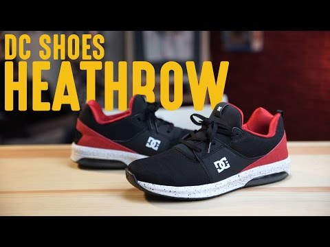 DC Shoes Heathrow Review + On Feet