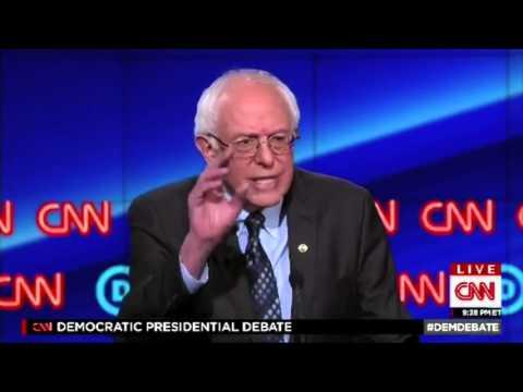 Hillary Clinton and Bernie Sanders on fracking