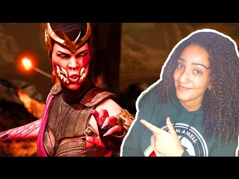 Mortal Kombat X - Mileena Online Ranked Matches (Commentary)