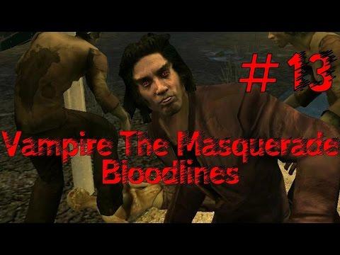 [взрывное начало] прохождение Vampire: The Masquerade - Bloodlines с комментариями #13 (носферату)