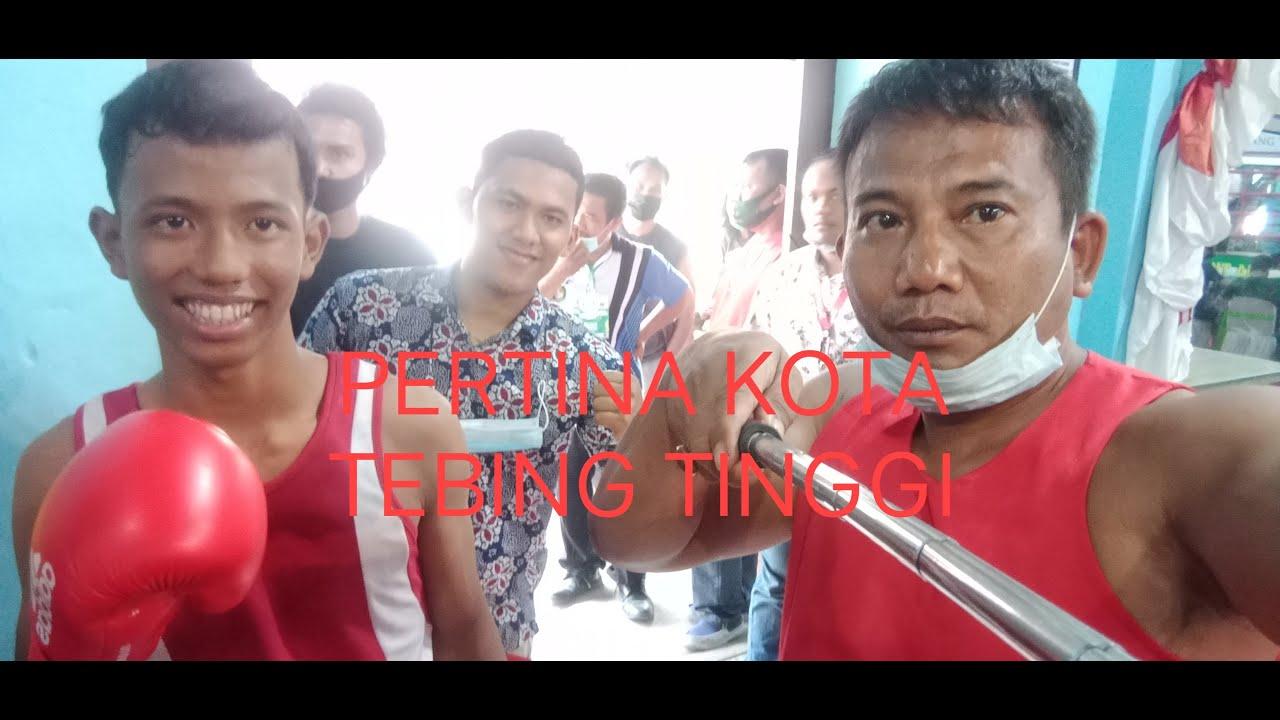 Download KEJURDA TINJU AMATIR  YOUTH 2021 DI PEMATANG SIANTAR