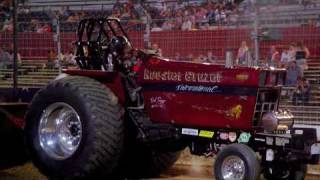 Dirt Sleddin' Digger :: By Louder House Project :: Mid South Pullers Slideshow
