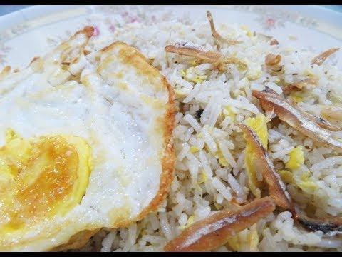 Nak tahu macam mana nak buat Nasi Goreng Kampung? Ikuti resipi ni! RESIPI PENUH: http://bit.ly/nasigorengkg Jangan lupa....