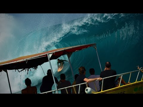 Teahupo'o Regulars Explain the Locals' Approach to Keeping Order in the Lineup