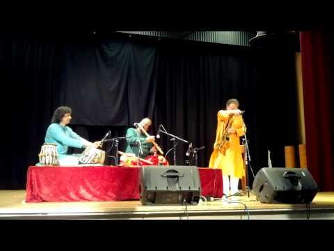 Jazz version of Vaishnav Janato, Tene Kahiye... Raga Mishra Khamaj