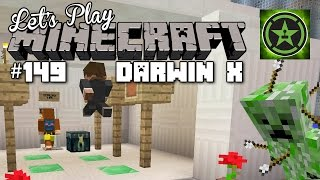 Let's Play Minecraft: Ep. 149 - Darwin Awards X