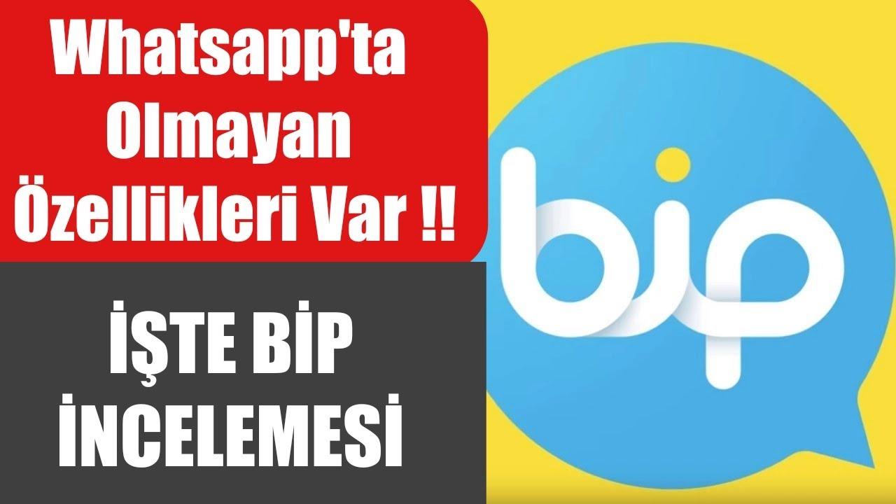 BiP vs Whatsapp KARŞILAŞTIRMA (DETAYLI İNCELEME) #yerli #milli