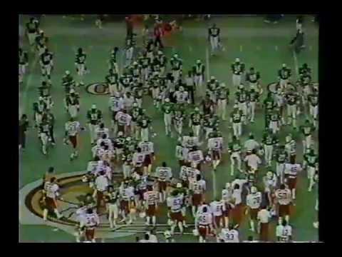 1982 Dick Tomey Show Nebraska vs Hawaii