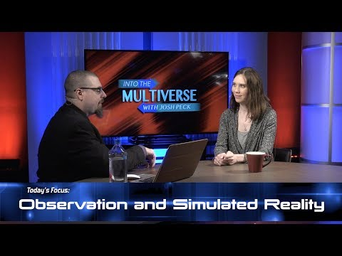 ItM 066: Observation and Simulated Reality