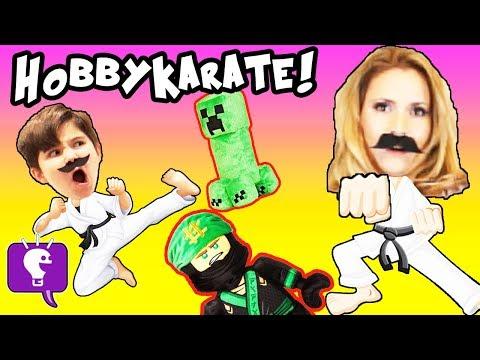 HobbyMommy Karate Toy Surprise by HobbyKidsTV