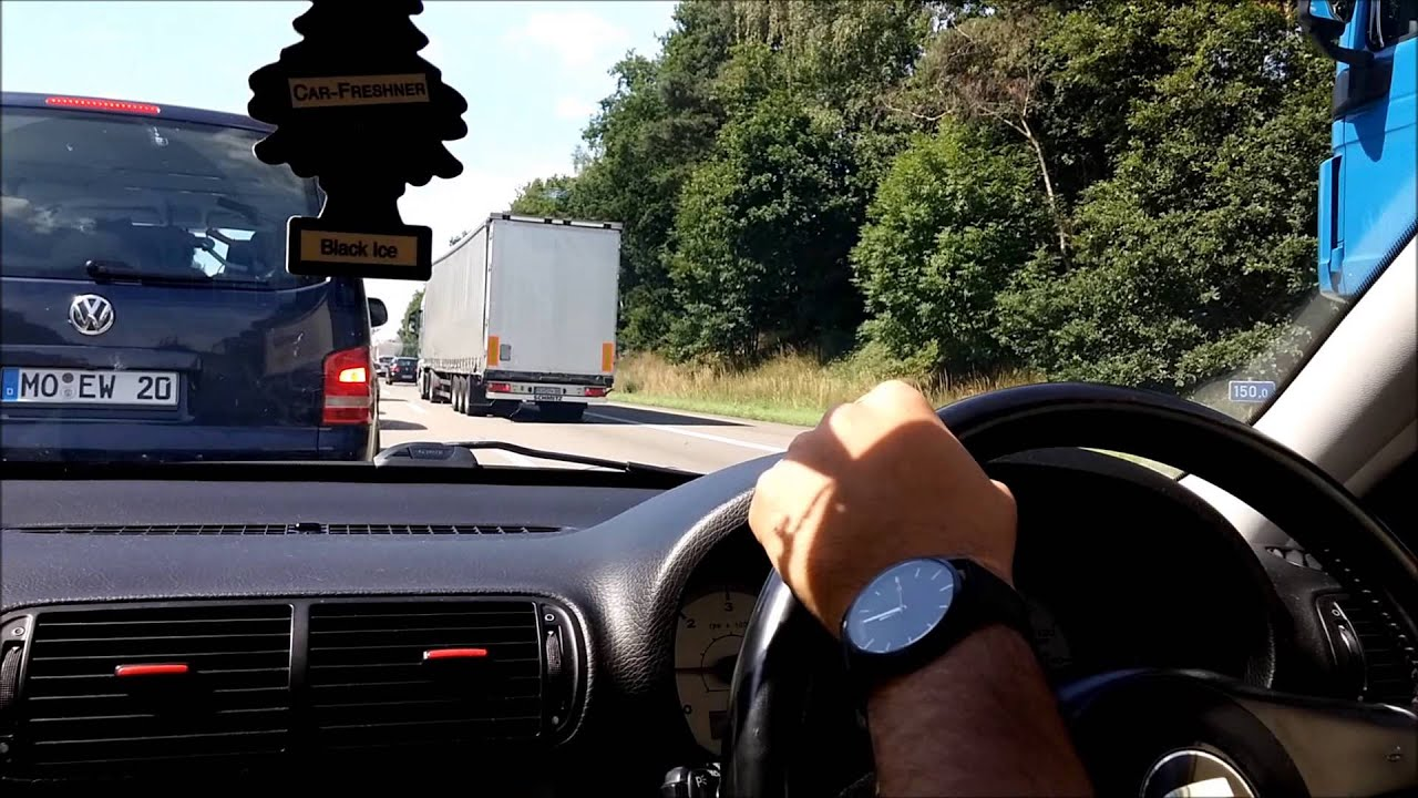 How to drive a car from Germany 45