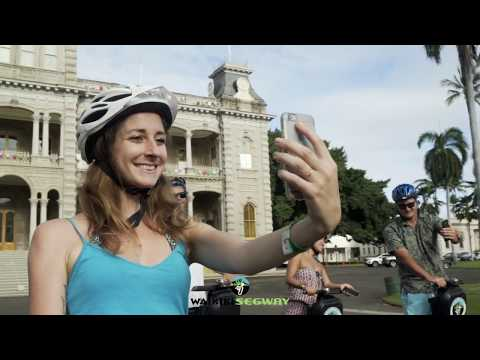 Hawaii Tour Experts: Waikiki Segway Tour