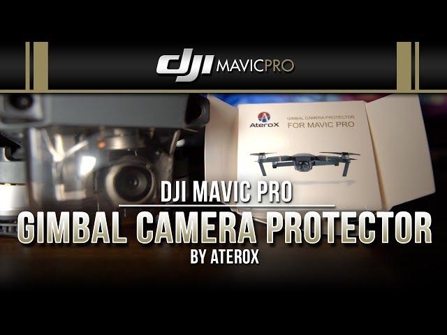 DJI Mavic Pro /  Gimbal Camera Protector (Showcase)