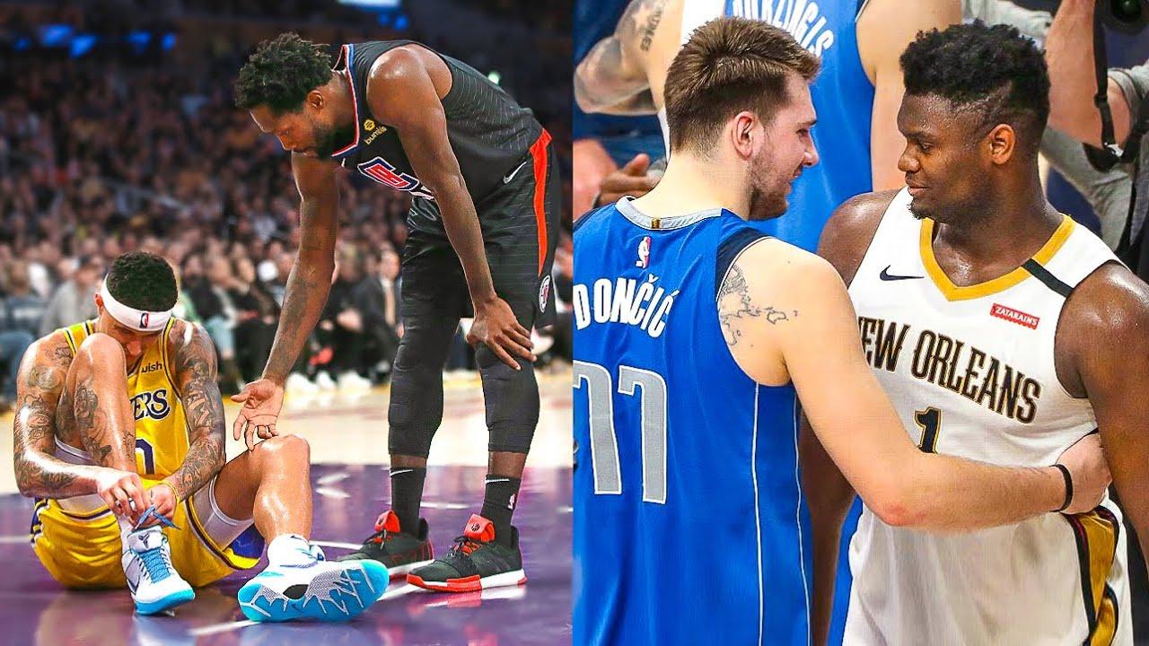 "NBA ""Brotherhood ❤️"" MOMENTS"
