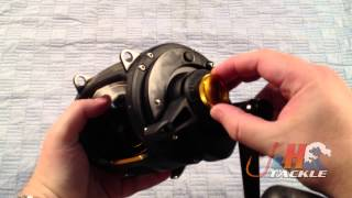 Penn Squall SQL50VSW Lever Drag 2-Speed Reel | J&H Tackle
