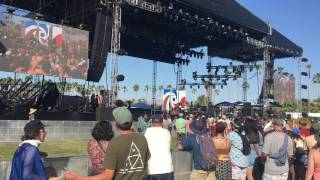 Chicano Batman - Black Lipstick (Live) @Coachella 2017 Weekend 1