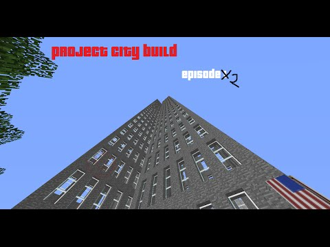Project City Build Episode 2: Tours and Stuff