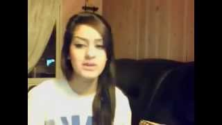Pakistani Punjabi girl singing Punjabi song by Falak Ijazat
