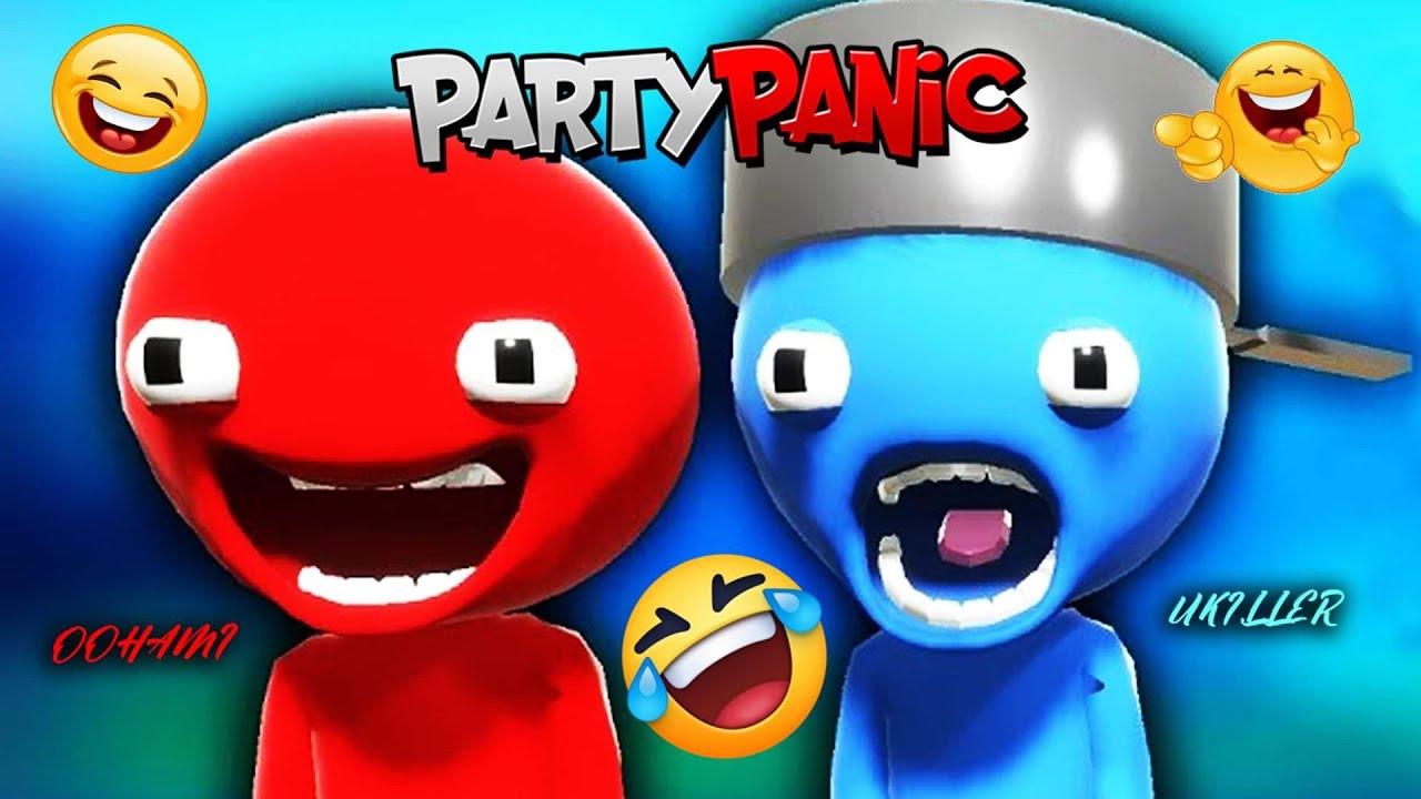 Download [ HAHA! ] Game paling LAWAK🤣 di Dunia~!🌍 - Party Panic (Malaysia) | Oohami vs UKiller |