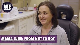 Jennifer Gets a Check-Up & Looks Great! | Mama June: From Not to Hot