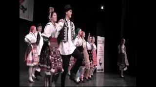 """KUD""""Mladost"""",Odra,Zagreb : Kolo igra i kolo se njiše  /hrvatski folklorni motivi mađarske Baranje/"""