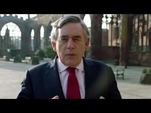 Gordon Brown - Lead not Leave