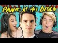 COLLEGE KIDS REACT TO PANIC! AT THE DISCO (Say Amen, This Is Gospel, Emperor's New Clothes) Mp3