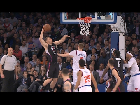 Blake Griffin Rises for the BIG Slam in New York l 02.08.17