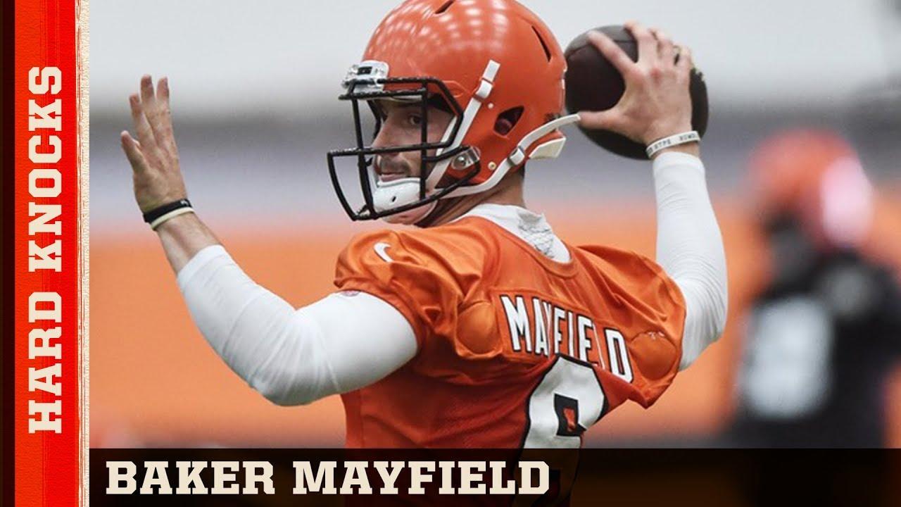 2ed9d5b8fe7 Baker Mayfield on Hard Knocks