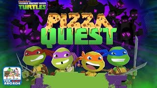Teenage Mutant Ninja Turtles: Pizza Quest - Frenemies Join The Quest (Nickelodeon Games)