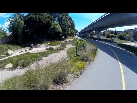 Ohlone Greenway - El Cerrito to Berkeley