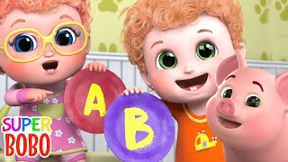 ABC Song | Abc songs for children - Learn English with songs for Children | Bundle of joy