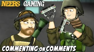 BFF's COMMENTING ON COMMENTS - Battlefield 4 Gameshow thumbnail