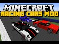 Minecraft: FLANS CARS MOD (BMW, Sports Cars and More) Mod Showcase - EP. 1