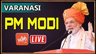 PM Modi Live: PM Modi Inaugurates and#39;Kashi Ek Roop Anekand#39; Programme in Varanasi | BJP Live
