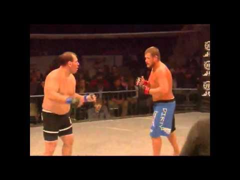 Bruce Nelson vs Ryan Antle - Dakota Fighting Championship