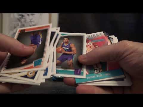 2018/19 Donruss Basketball 10 Box Case ' Random Teams' GB Part 3/3