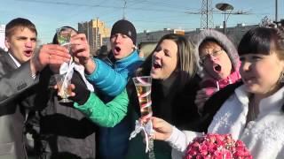 Свадебный видеоролик на песню Бара-бара