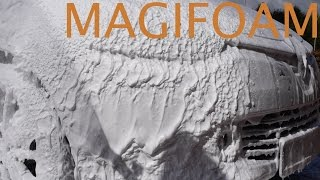 INSANELY thick foam with MAGIFOAM from Autobrite!!!!!