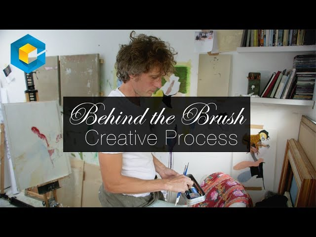 Behind the Brush - Creative Process