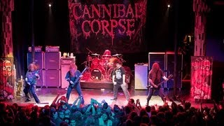 Cannibal Corpse - Make Them Suffer HD [May 16 2013 - Santa Ana CA] By Kanon Madness