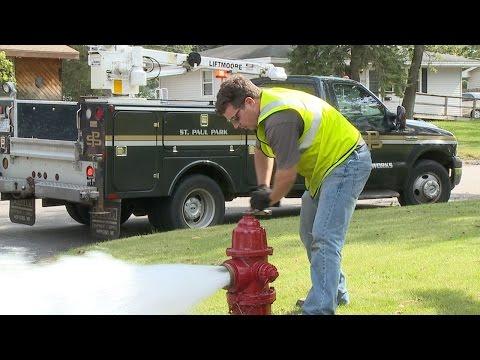 St. Paul Park Hydrant Flushing