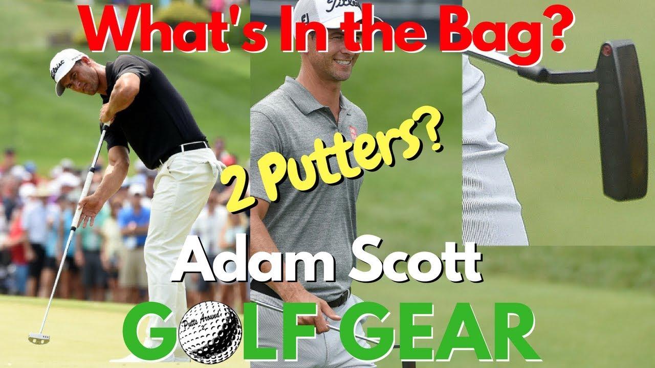 Adam Scott Witb 2018 Pga Championship Youtube