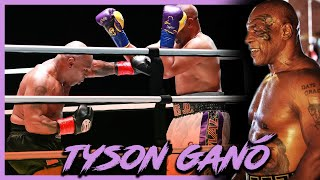 MIKE TYSON VS  ROY JONES JR || TYSON PROMETE REGRESAR!