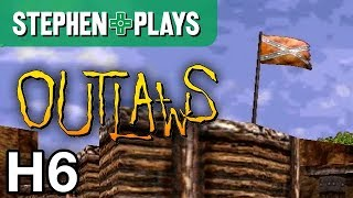 Outlaws: Historical Missions #H6 • Civil War